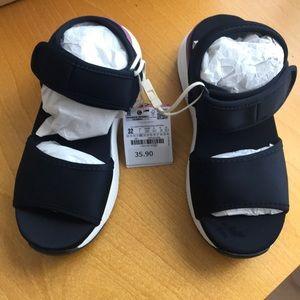 Zara kids athletic sandals